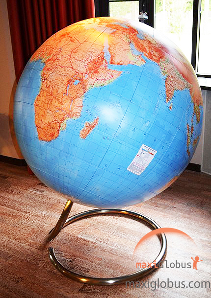 Globe of the World geographical